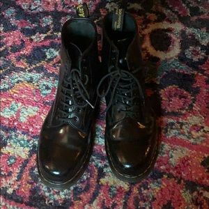 Dr. Martens original model 1460 size 11 like new